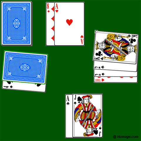 Virtual Playing Cards screenshot